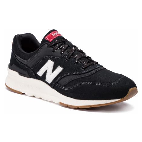 Sneakersy NEW BALANCE - CM997HDD Czarny