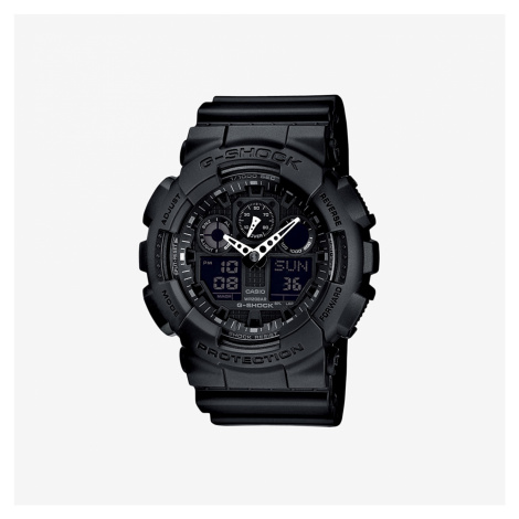 Casio GA-100-1A1ER Black