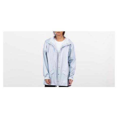 Rains Jacket Metallic Ice Grey