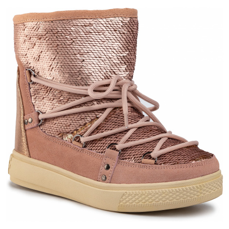 Buty COLORS OF CALIFORNIA - HC.YSNOW02 Taupe
