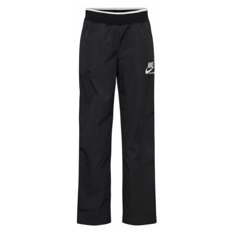 Nike Sportswear Spodnie czarny