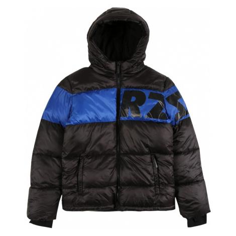 Raizzed Kurtka zimowa 'Tacoma' czarny / niebieski