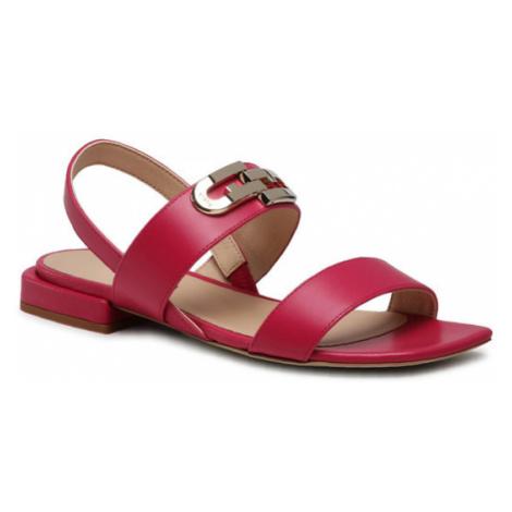 Furla Sandały Chain YC87FUC-S40000-0195S-1-007-20-IT Różowy