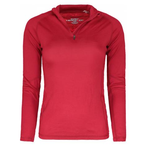 Thermo t-shirt womens HUSKY MERINO 100 L