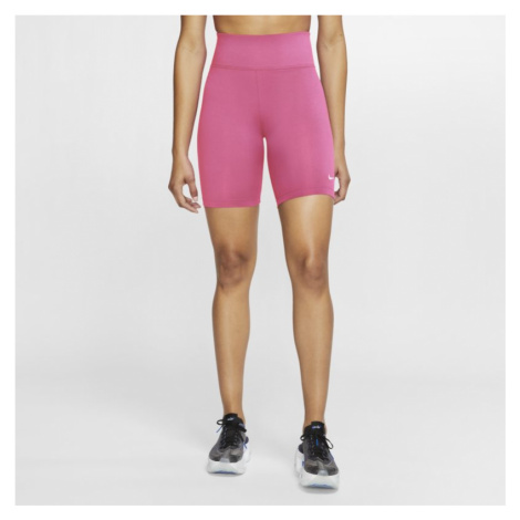 Spodenki damskie do jazdy na rowerze Nike Sportswear Leg-A-See - Różowy
