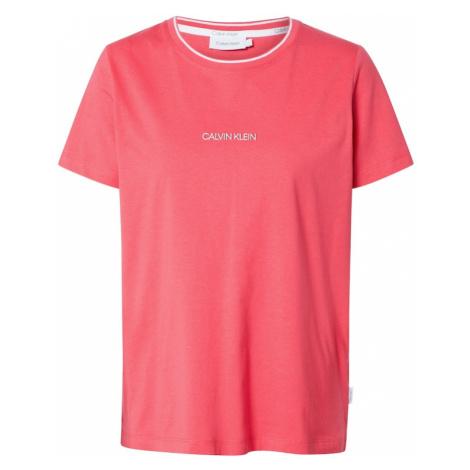 Calvin Klein Koszulka różowy