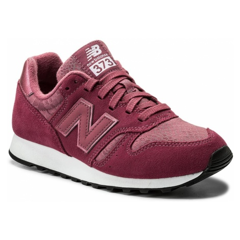 Sneakersy NEW BALANCE - WL373DPW Różowy