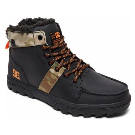 DC buty zimowe męskie Woodland M Boot Kmi Black/Multi 46