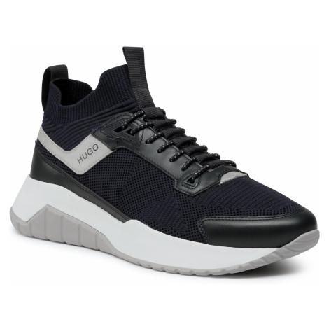 Sneakersy HUGO - Atom 50440277 10230376 01 Dark Blue 401 Hugo Boss