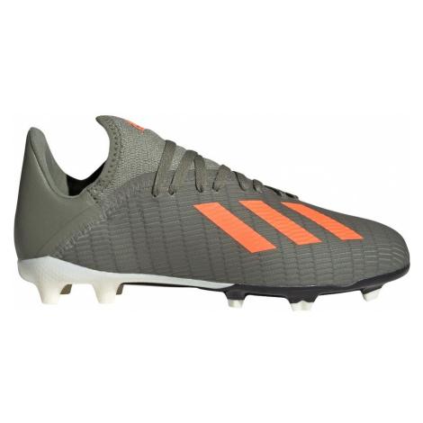 Adidas X 19.3 Buty piłkarskie dla dzieci FG