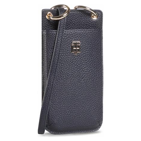 Etui na telefon TOMMY HILFIGER - Th Esence Phone Wallet Corp AW0AW09122 CJM