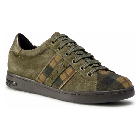 Sneakersy GEOX - D Jaysen C D041BC 022BS C3005 Olive