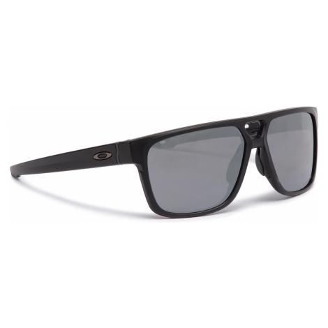 Okulary przeciwsłoneczne OAKLEY - Crossrange Patch OO9382-0660 Matte Black/Prizm Black Iridium