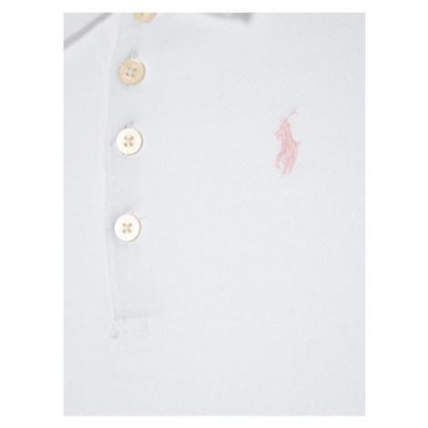 Polo Ralph Lauren Polo Core Replen 312573242 Biały Regular Fit
