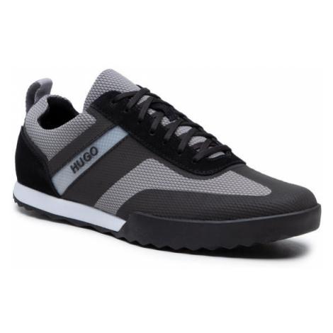 Hugo Sneakersy Matrix 50407638 10216494 01 Szary Hugo Boss