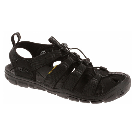 buty Keen Clearwater CNX - Black/Black