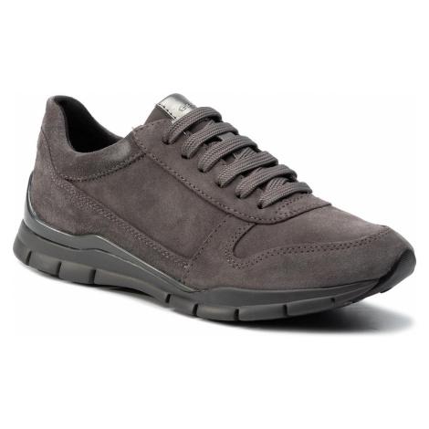 Sneakersy GEOX - D Sukie C D94F2C 00020 C9017 Dk Grey