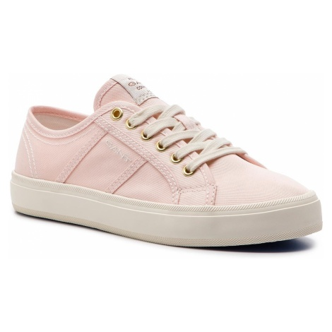 Tenisówki GANT - Zoee 18538442 Silver Pink G584