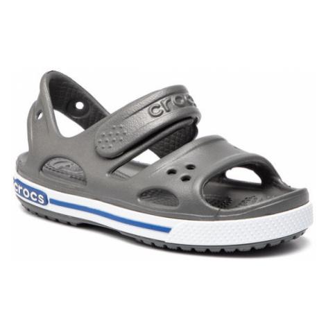 Crocs Sandały Crocband II Sandal Ps 14854 Szary
