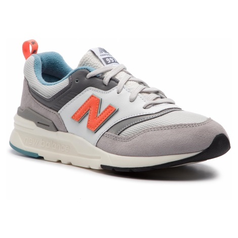 Sneakersy NEW BALANCE - GR997HAG Szary