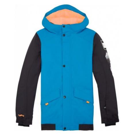 O'Neill PB DECODE-BOMBER JACKET niebieski 140 - Kurtka narciarska/snowboardowa chłopięca