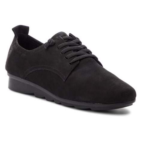 Sneakersy JOSEF SEIBEL - Anastasia 06 74606 10 100 Schwarz