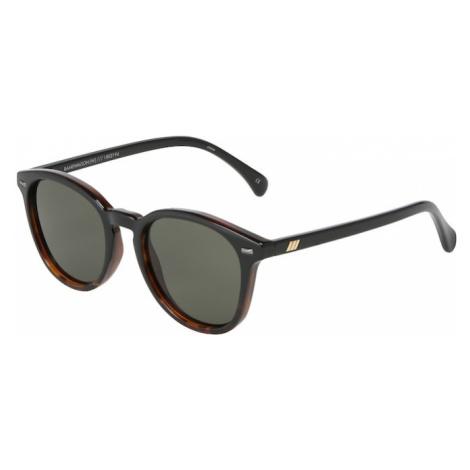 LE SPECS Okulary przeciwsłoneczne 'Bandwagon' brązowy / czarny