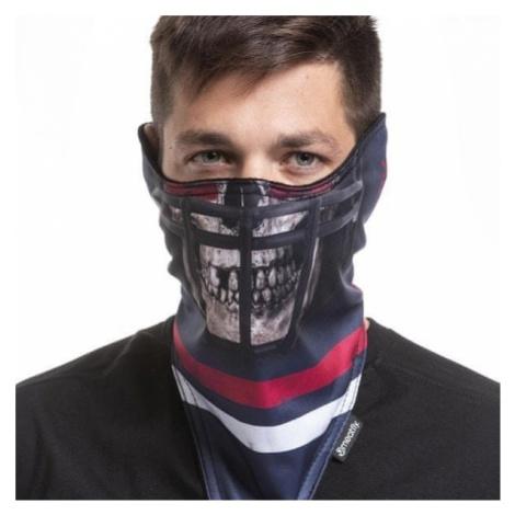 MEATFLY maska unisex Frosty ciemnoniebieska 6