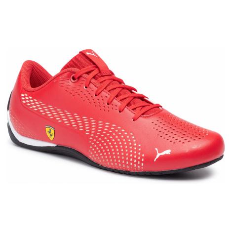 Sneakersy PUMA - Sf Drift Cat 5 Ultra II 306422 05 Rosso Corsa/Puma White