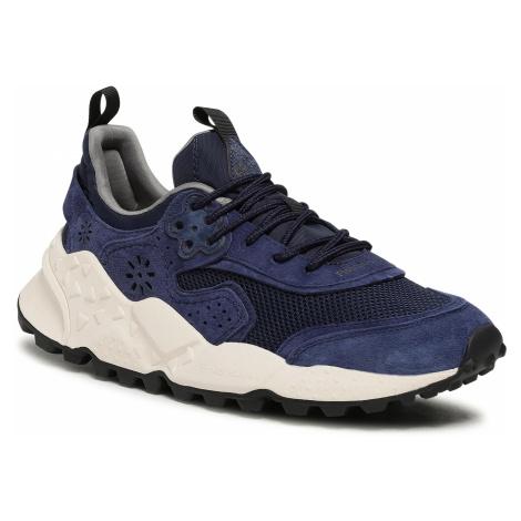 Sneakersy FLOWER MOUNTAIN - Kotetsu Man 0012015731.01.0C02 Navy