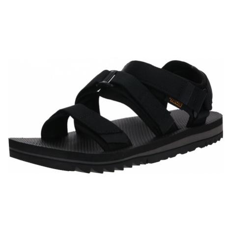 TEVA Sandały czarny