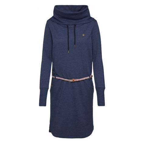 Ragwear Suknia wieczorowa 'LAURRA A' brązowy / granatowy