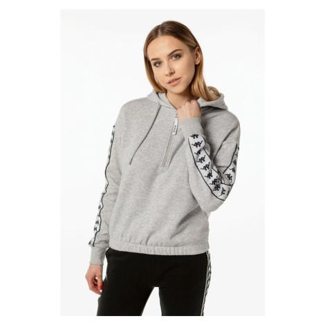 Bluza Kappa Gamina Women Sweatshirt 307069-4101M High-Rise Melange