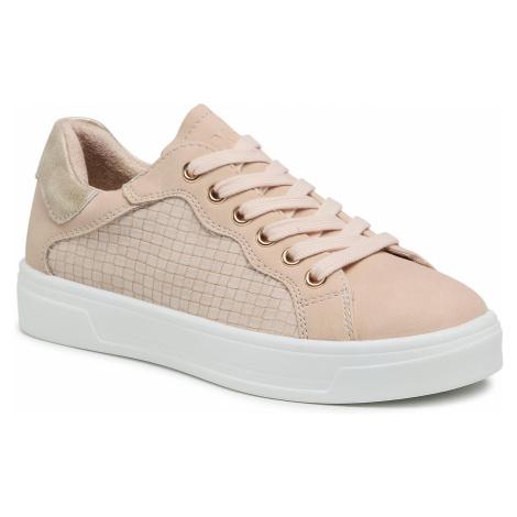 Sneakersy XTI - 57590 Nude
