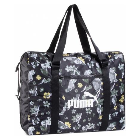 Torba PUMA - Core Seasonal Duffle Bag 077382 01 Puma Black/Aop