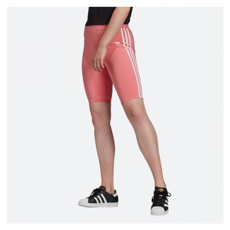 Szorty damskie adidas Originals High-Waisted Primeblue Shorts Tights GN2922