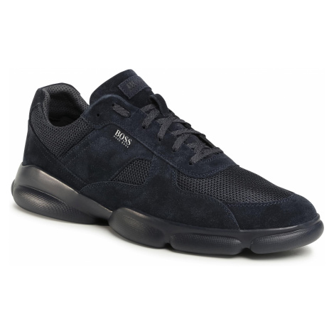 Sneakersy BOSS - Rapid 50432847 10214574 01 Dark Blue 401 Hugo Boss
