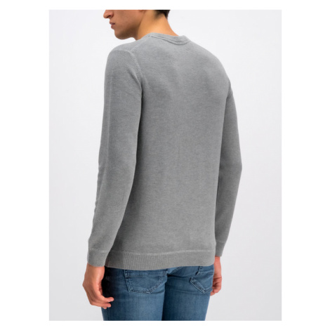 Marc O'Polo Sweter M27 5004 60134 Szary Regular Fit