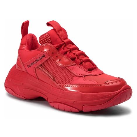 Sneakersy CALVIN KLEIN JEANS - Maya R7797 Tomato