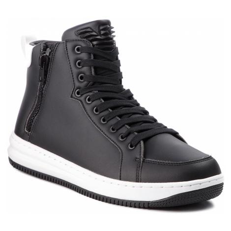 Sneakersy EA7 EMPORIO ARMANI - X8Z007 XK025 00002 Black