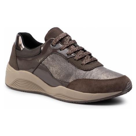 Sneakersy GEOX - D Omaya B D940SB 0PVHH C6004 Chestnut