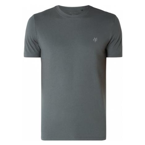 T-shirt o kroju shaped fit z bawełny ekologicznej Marc O'Polo