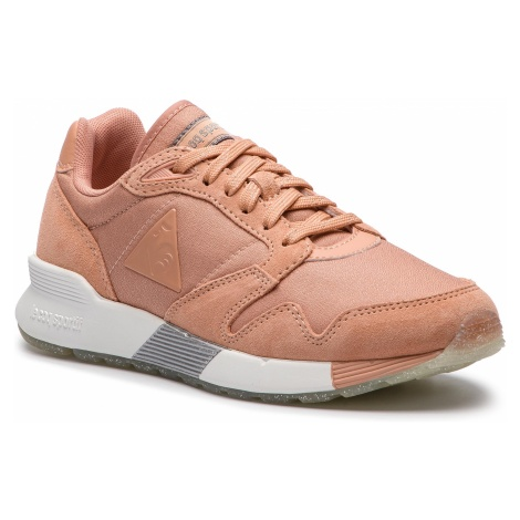 Sneakersy LE COQ SPORTIF - Omega X W Metallic 1820078 Dusty Coral/Old Silv