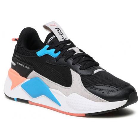 Puma Sneakersy Rs-X Monday Jr 374709 01 Czarny