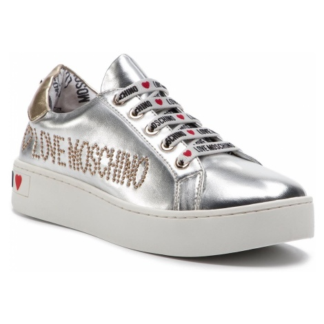 Sneakersy LOVE MOSCHINO - JA15243G17IC0902 Lam/Arge