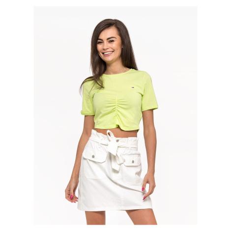 "Tommy Jeans ""Utility Mini Skirt"" White Tommy Hilfiger"