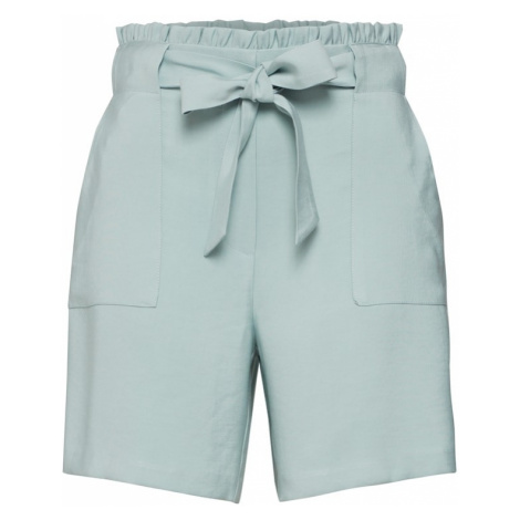 VILA Spodnie 'VILUKKI HW SHORTS' jasnoniebieski