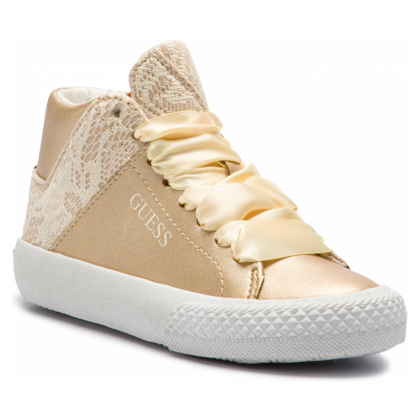 Sneakersy GUESS - Marty FIMRT3 ELE12 GOLD