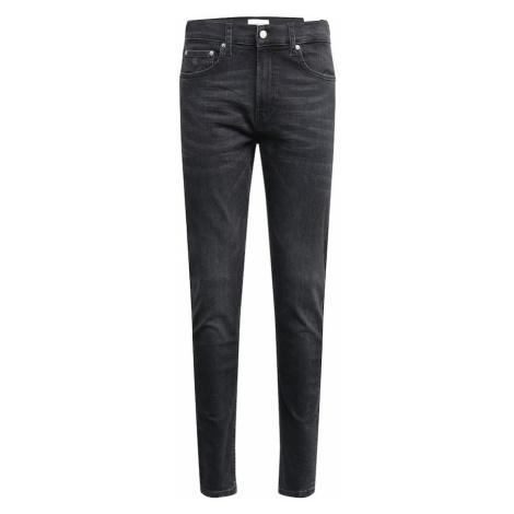 Calvin Klein Jeans Jeansy 'CKJ 058 SLIM TAPER' szary denim
