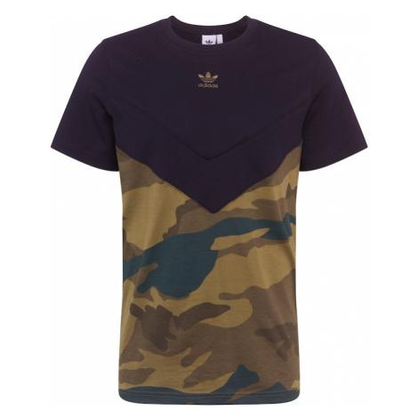 ADIDAS ORIGINALS Koszulka czarny / oliwkowy